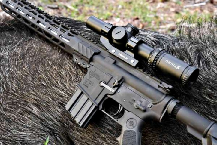 LAR-15M .450 Bushmaster from Rock River Arms. Read about the field test that ShootOn.com wrote about.