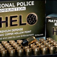 NPA's New 9mm HP +P HELO Defense Ammo