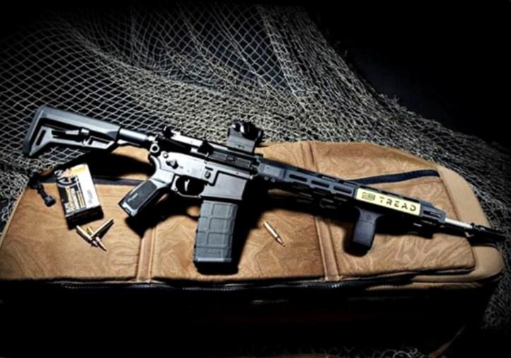 Sig Sauer M400 TREAD coil.