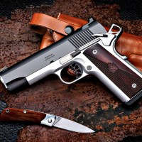 Ronin Operator 4.25-inch 1911 in 9mm and .45 ACP |Springfield Armory