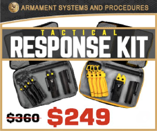 Armament Systems and Procedures Tactical Response Kit $249.