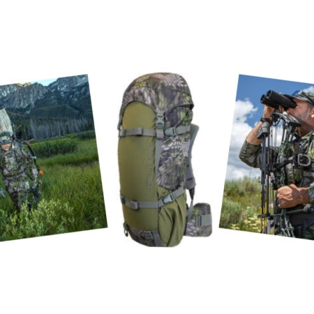 Exo K3 pack systems in Kryptek Altitude.