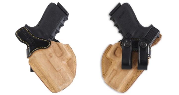 Taurus GX4 accessories, Galco Royal Guard 2.0 IWB holster