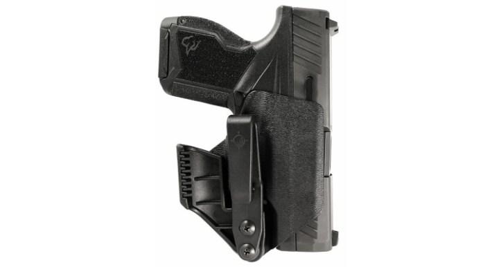 Taurus GX4 accessories - Mission First Tactical Minimalist AIWB ambidextrous holster.
