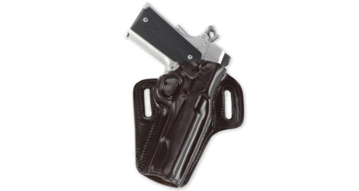 Taurus GX4 accessories - Galco concealable belt holster.
