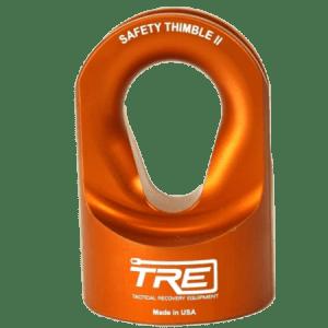 Safety Thimble II - Orange