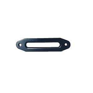 Black Aluminum Hawse Fairlead