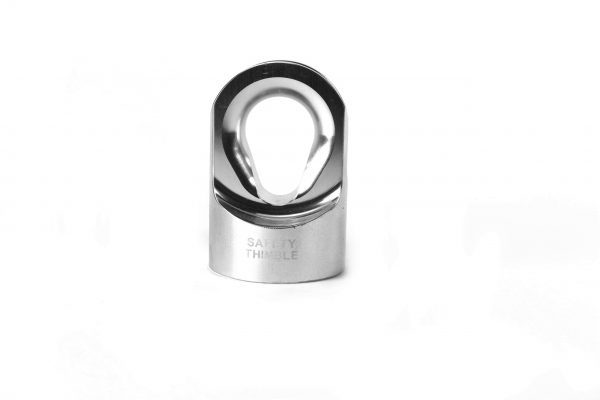 Safety Thimble II - Silver
