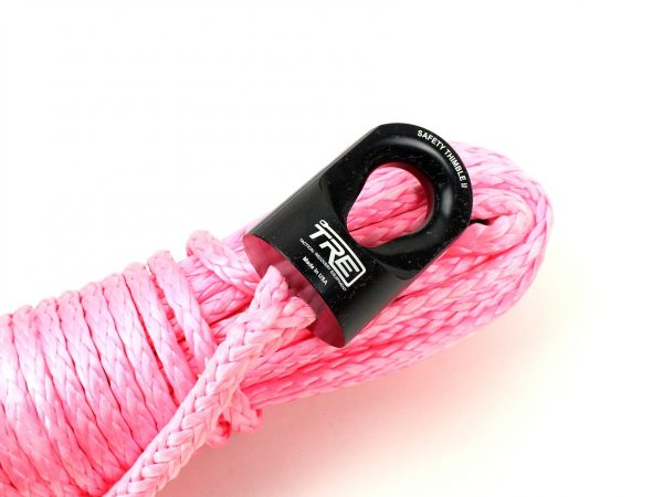 3/8 Pink Winch Rope Safety Thimble