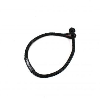 Black ATV/UTV Soft Shackle
