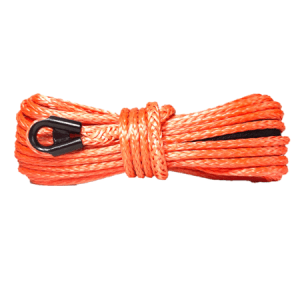 "1/4"" Orange Winch Rope"