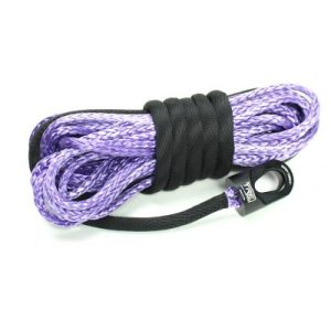 "1/4"" Winch Rope with Safety Thimble - for 2,000 lb. to 4,500 lb. Winches - Rated to 9000 lbs."
