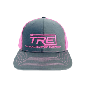 TRE Pink Snapback Hat