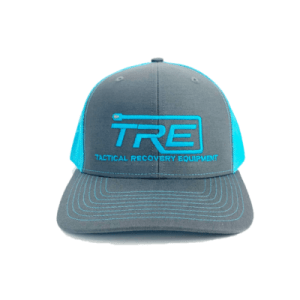 TRE Teal Snap Back Hat