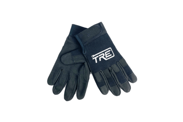TRE Black Gloves