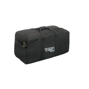 Extreme Heavy Duty Black TRE Duffel Bag