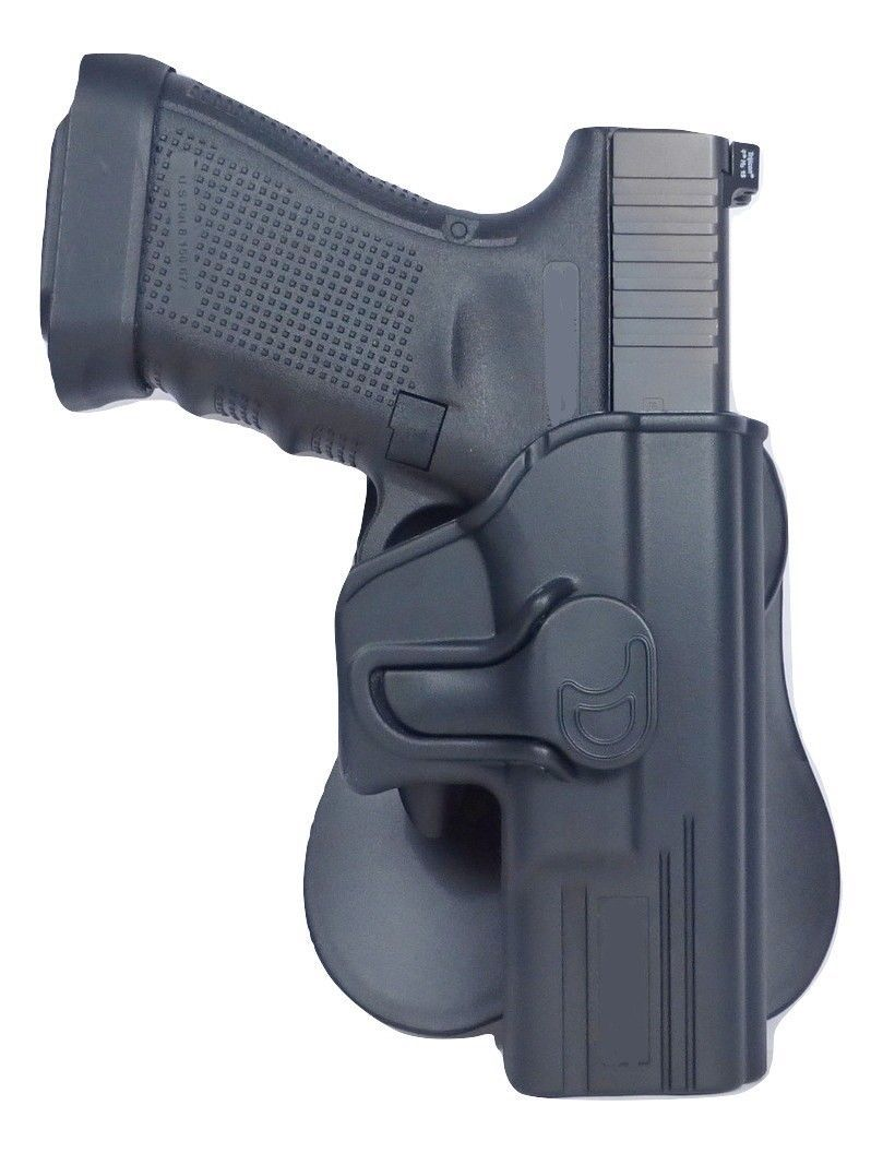 hight resolution of tactical scorpion fits sig sauer p238 modular level ii retention paddle holster