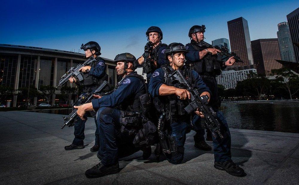 『考證』LAPD SWAT HK416D組裝指南   Full Metal Jacket!