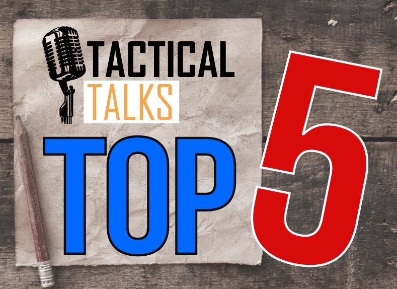 tactical talks - public speaking