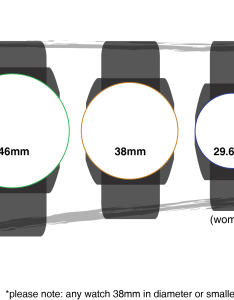 Tactical watch size chart also blog rh tacticalwatch wordpress