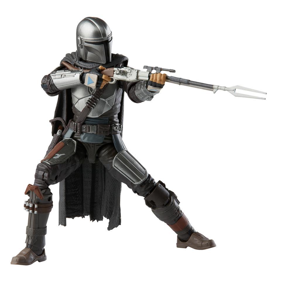 Black Series Mandalorian Beskar Exquisitely Detailed 6 Tall Star Wars Action Figure Tactics 2 Toys Llc