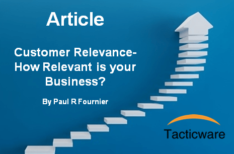 Customer Relevance