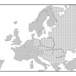 map of the communist bloc