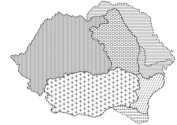 Hartă România Mare