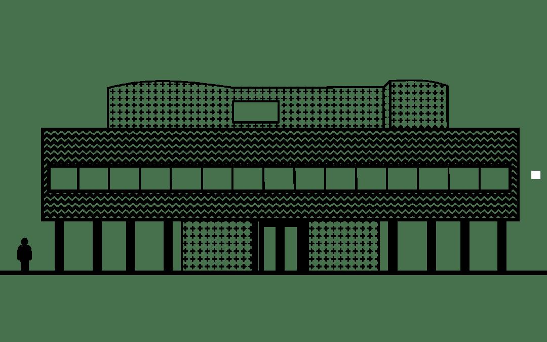 Vila Savoye – Le Corbusier