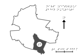 map of the forth district of bucharest