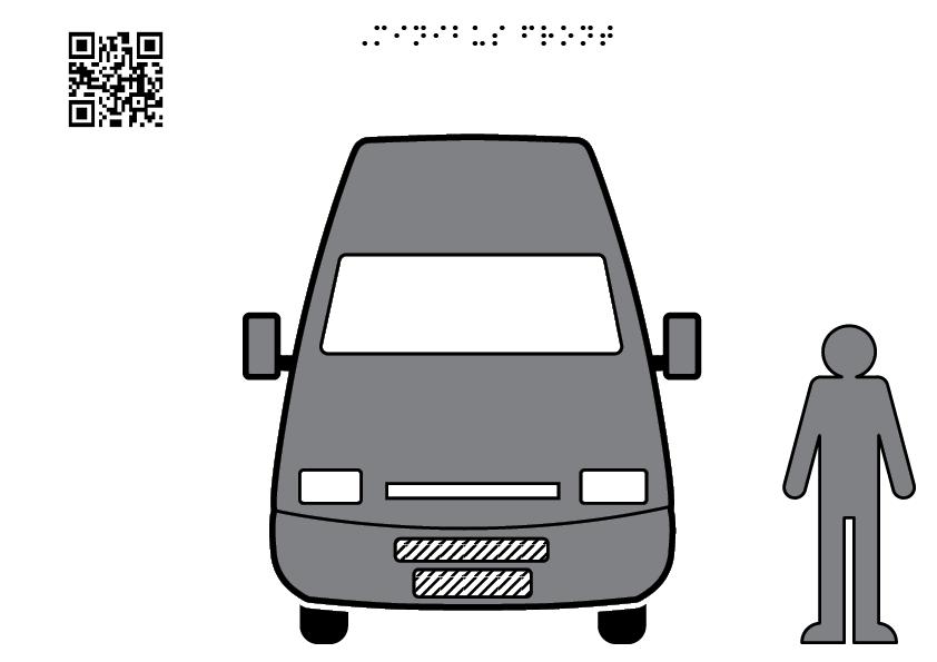 Microbuz – fațadă