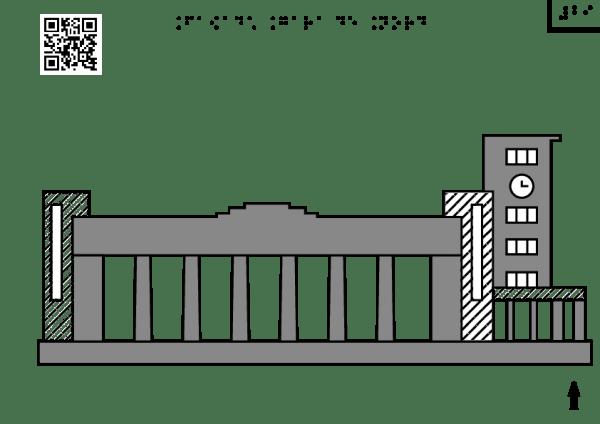 Gara de Nord fațadă