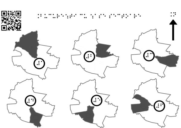 București cu șase sectoare