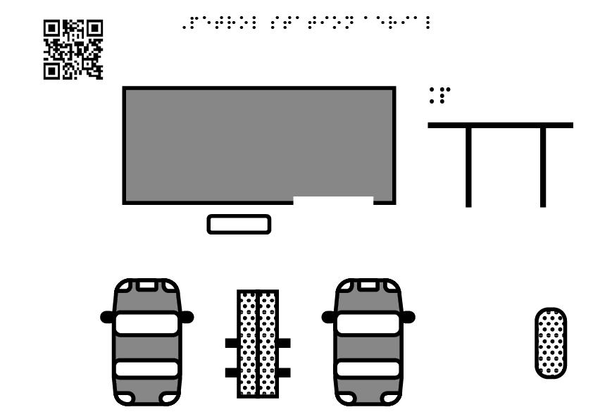Benzinărie – plan aerian