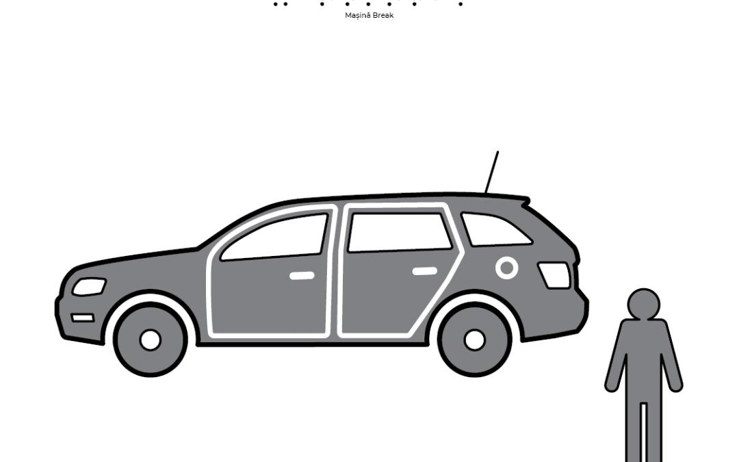 Mașina Break