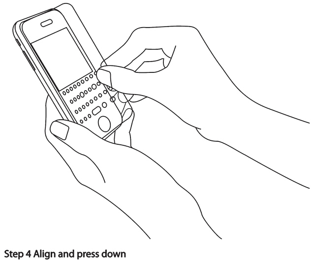 Tactouch Screen Protection and improved typing