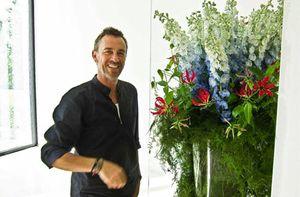 Mannheim  Interview  Jrgen Tekath Florist und