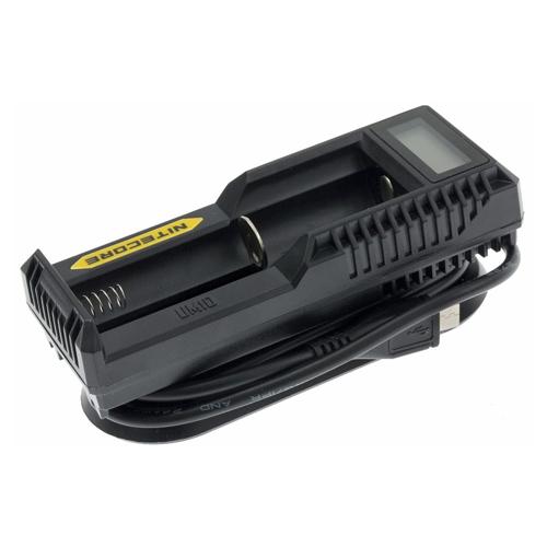 NITECORE UM-10 Digital Battery Charger