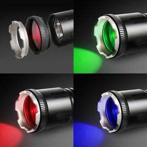 Klarus FT11S Color Filters