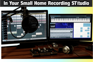 How To Produce High Quality Music In Your Small Home Recording Studio.