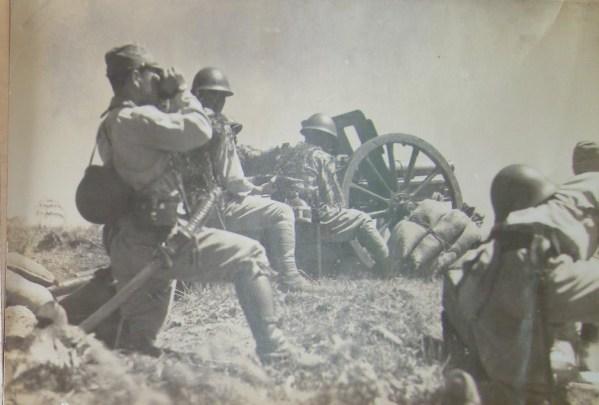 ボルネオ戦線での祖父
