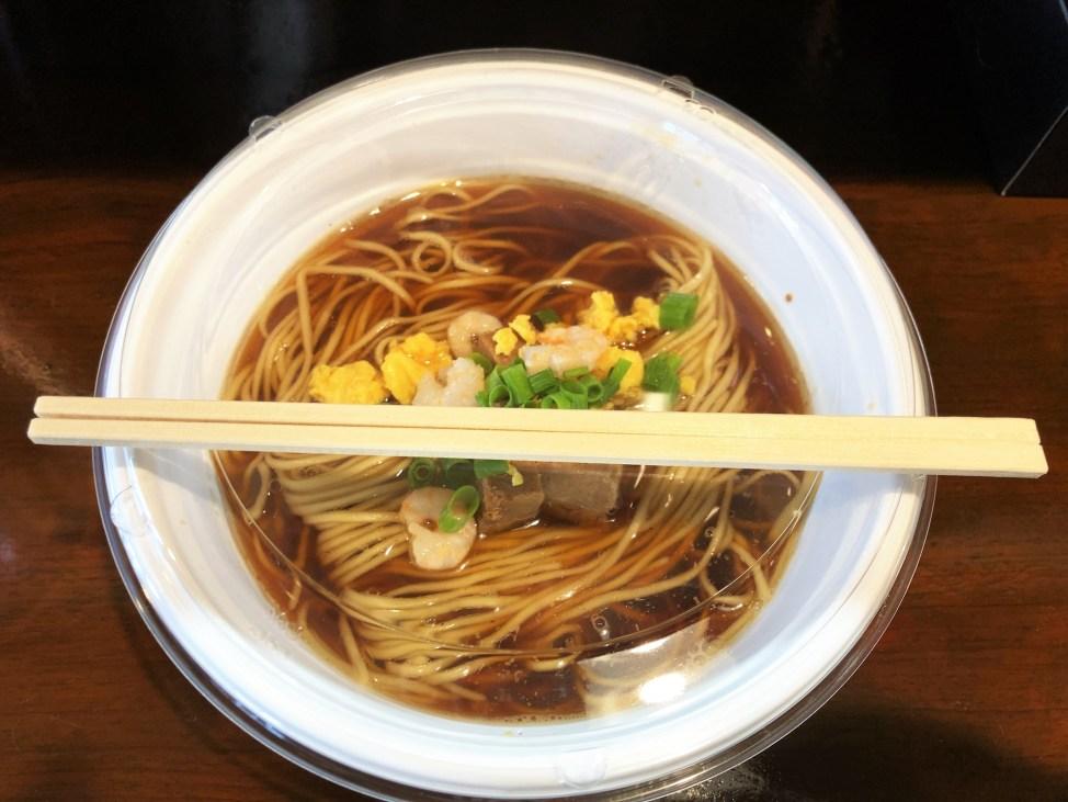 麺屋 菜花奈「菜花奈式 かつおラーメン」