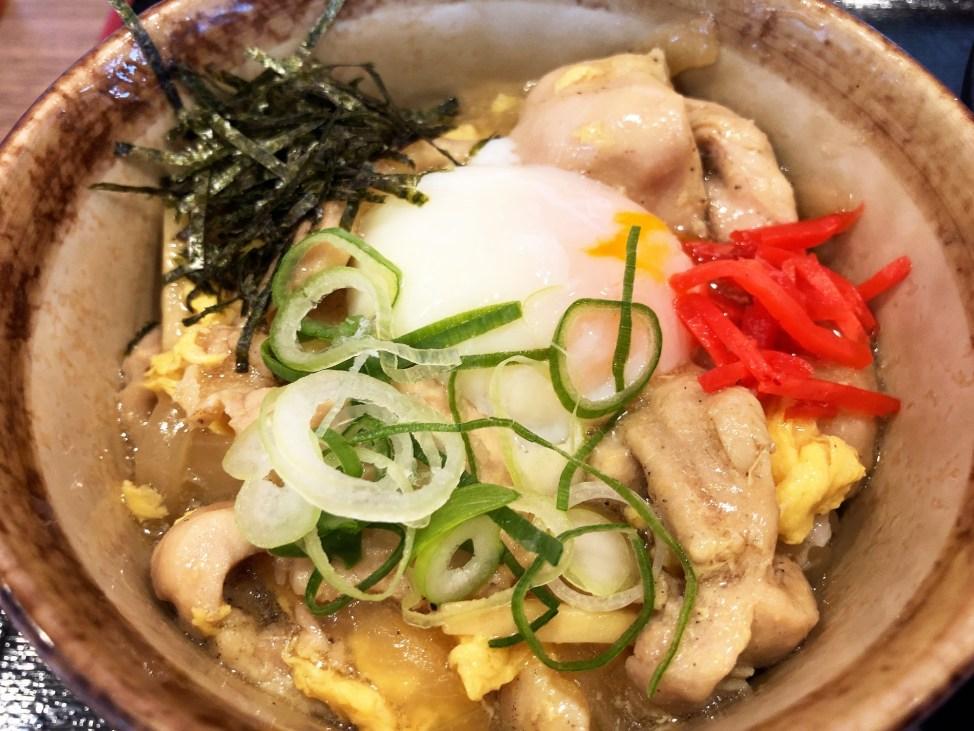 福ちゃん 舞阪店「親子丼」