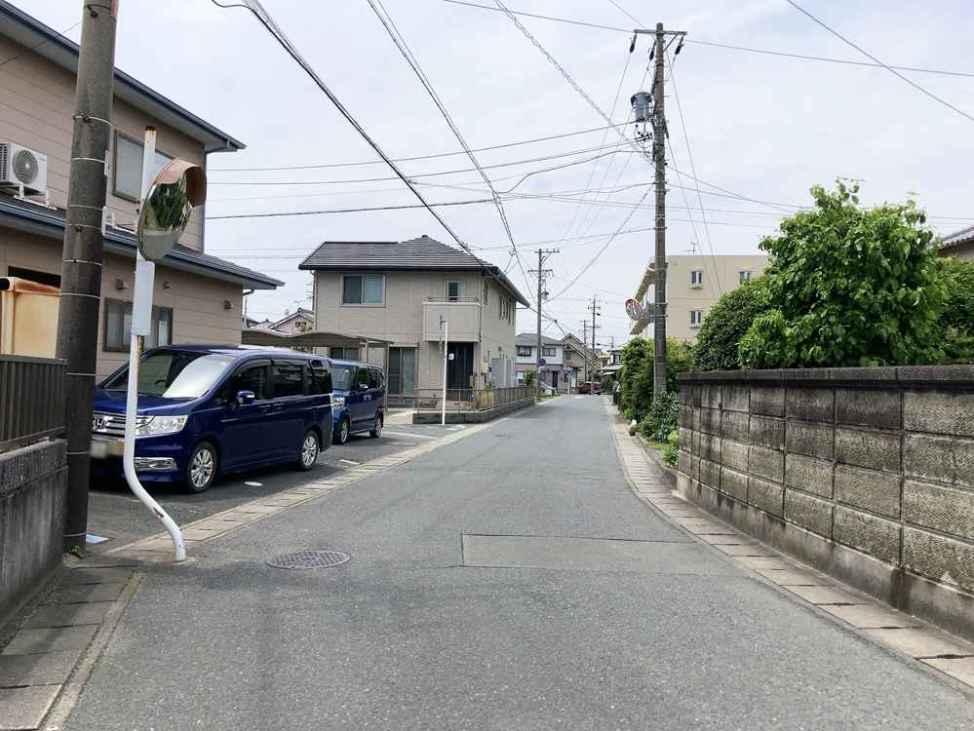 喜慕里の駐車場へのルート3