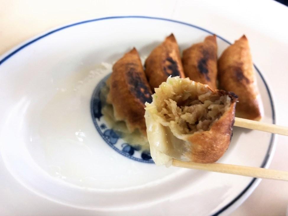 中華料理 八芳苑「餃子」