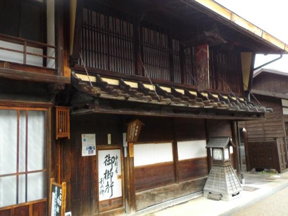 日本一長い宿場町「奈良井宿」雨散歩   ただポタ