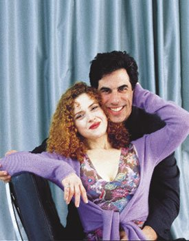 Bernadette Peters with Single