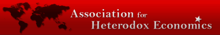 Association for Heterodox Economics