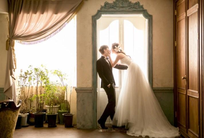 My Pre-Wedding Photograph in Korea