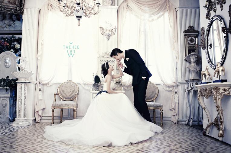 TAHEEWEDDING KOREA PRE-WEDDING 韓國婚紗攝影